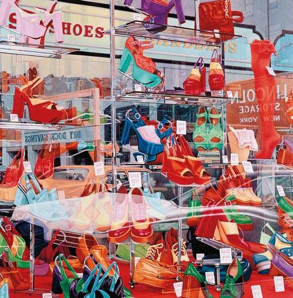 Don Eddy Hosiery Handbags And Shoes  Ludwig Forum Fur Internationale Kunst Aachen Don Eddy Foto Anne Gold Aachen